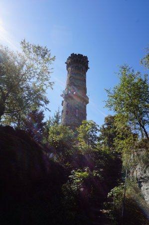 Tisa, جمهورية التشيك: Sněžník Tower