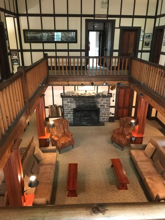 Obraz Lake O'Hara Lodge