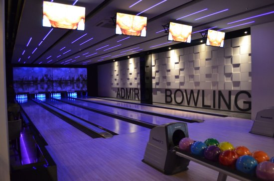 Admiral Bowling&Cafe City Arena