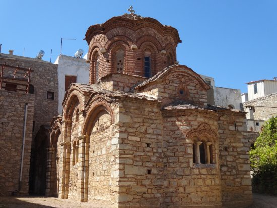 Pyrgi, กรีซ: Church of Agioi Apostoloi
