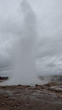 Mosfellsbaer, Ισλανδία: Geysir Geothermal