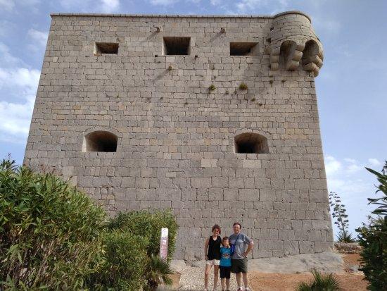 Entrada A La Torre Fotografia De Torre Del Rey Oropesa Del Mar