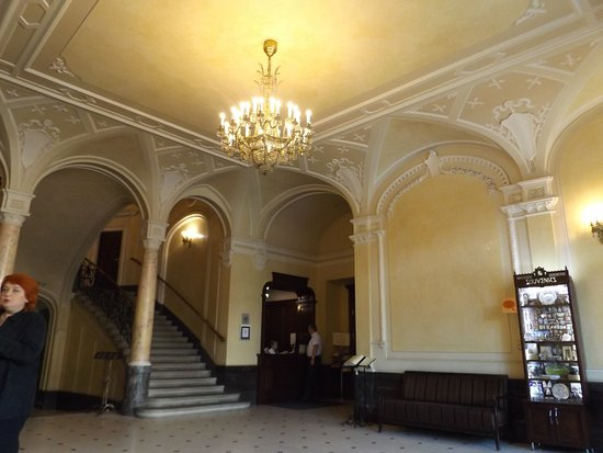 George Hotel Liviv Ukraine
