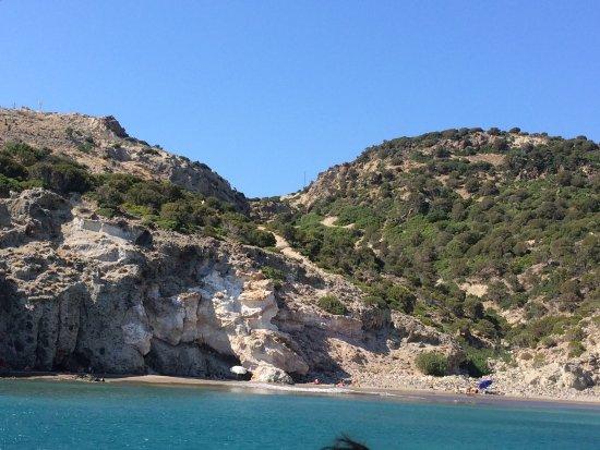 Gerontas Beach