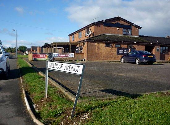 Melrose Inn, Shotton