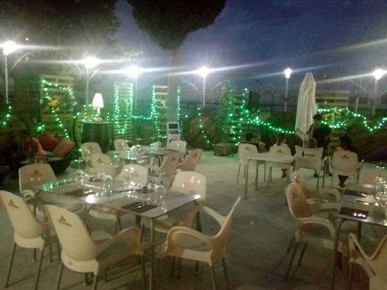 Terraza De Invierno Picture Of Restaurante Arroceria