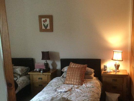 Saint Saviour, UK: Twin room