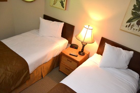 Egg Harbor, WI: There are one-, two-, and three-bedrrom suites.
