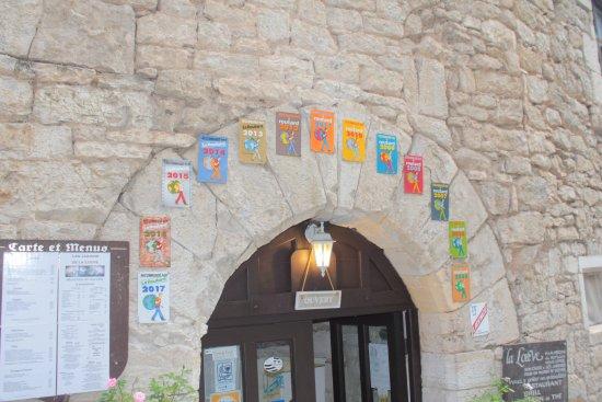 Les jardins de la louve rocamadour restaurant - Les jardins de la louve rocamadour ...