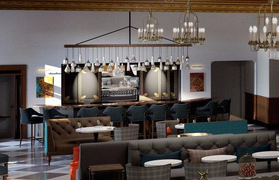 Saranac Lake, Estado de Nueva York: Great Hall Bar