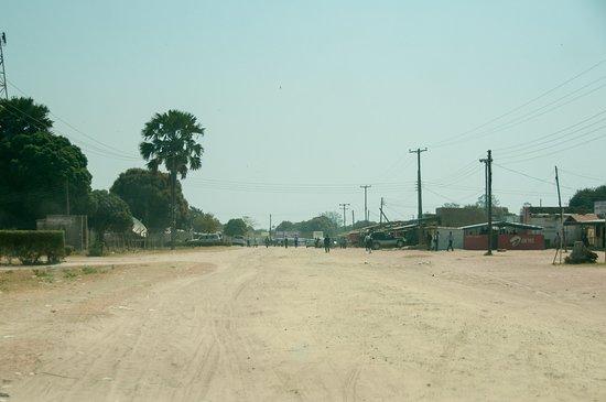 Lukulu, زامبيا: Lukulu view