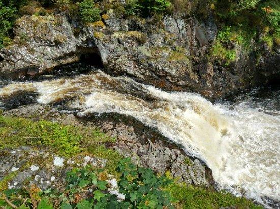 Invergordon, UK: Falls of Shin