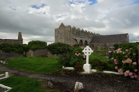 Ardfert, Ireland: cross
