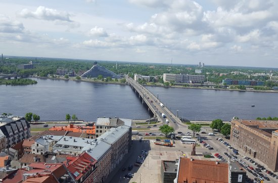 View of Riga from St Peter's Church Tower: IMG_20170530_192637_837_large.jpg