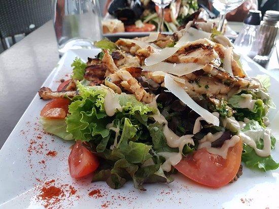 Istres, Francia: salade césar ma salade préférée