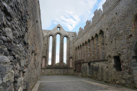 Ardfert, Ireland: cathedral