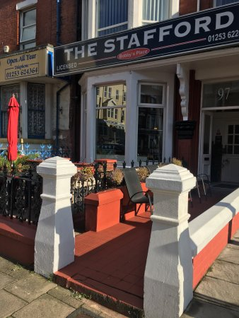 The stafford b b blackpool updated 2019 prices - Blackpool hotels with swimming pool ...