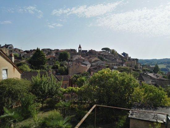 Belves-De-Castillon, Francia: De stad
