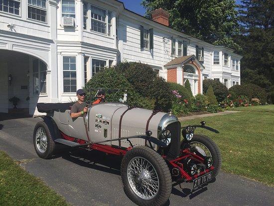 Norfolk, CT: Lime Rock Vintage Car weekend (Labor Day)