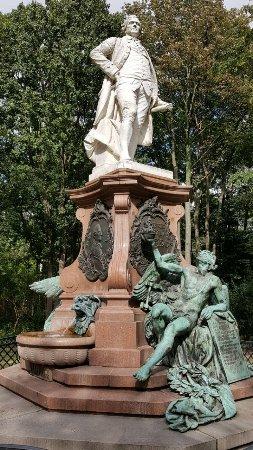 Lessing Denkmal