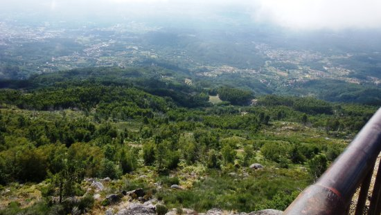Caramulo, البرتغال: Vue
