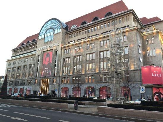Photo of Kaufhaus des Westens (KaDeWe) in Berlin, , DE