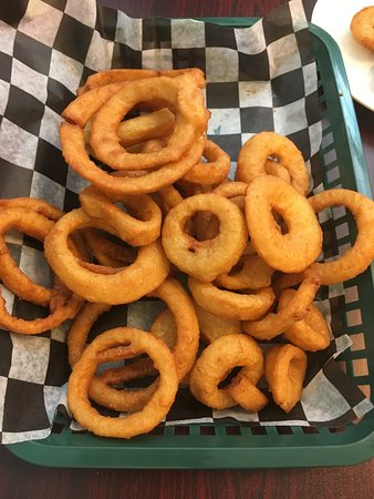 Mulberry, FL: Onion Rings