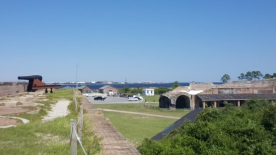Fort Pickens: 20170912_131322_large.jpg