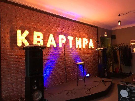Lounge Bar Kvartira