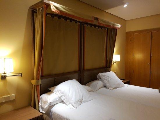 Parador de Salamanca: habitación doble