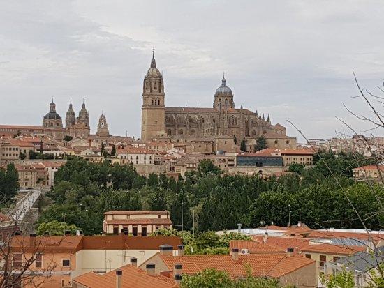 Parador de Salamanca: vistas de la ciudad