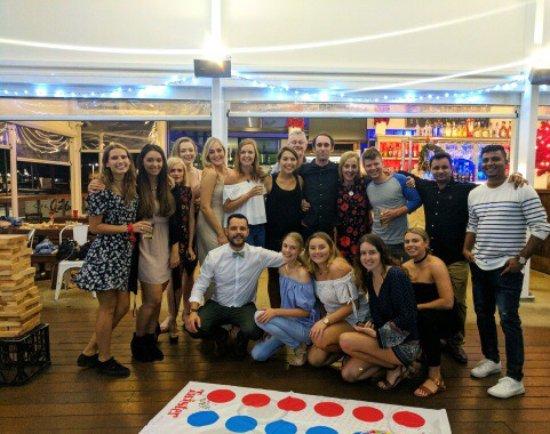 Southport, Australia: The many facets of Cafe Catalina