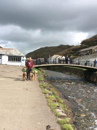 Bridge at boscastle