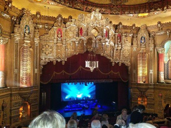 Fox Theatre Fisher Theater