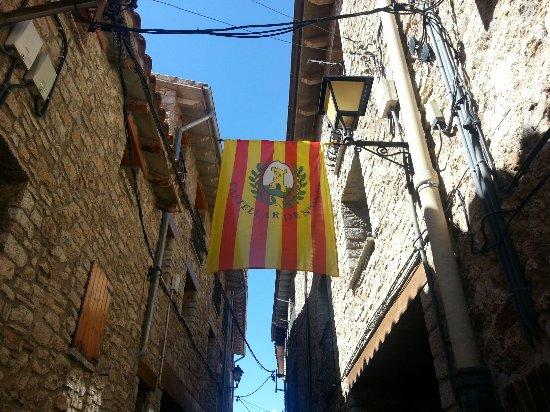 Castellar de n'Hug, Hiszpania: buen sitio para comer