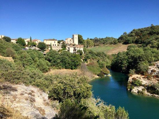 Esparron de Verdon, France: Lac D'esparron