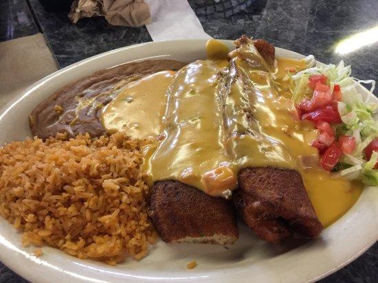 Clifton, TX: Los Verdes Restaurante Mexicano
