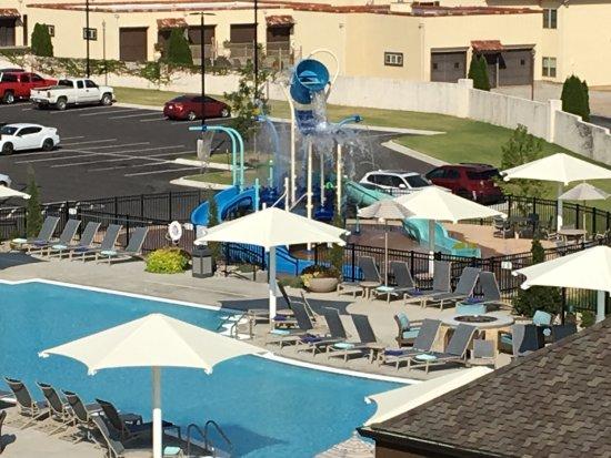 อาฟตัน, โอคลาโฮมา: Shangri-la Resort