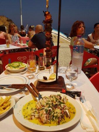 Restaurante-Bar O Caixote: Dinner!