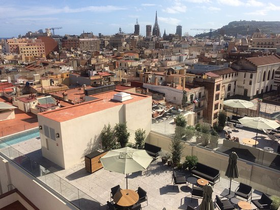 View From The Rooftop Terrace Picture Of Yurbban