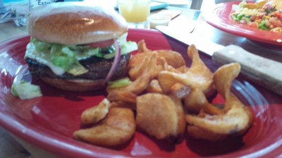 Bridgewater, VA: Classic Burger