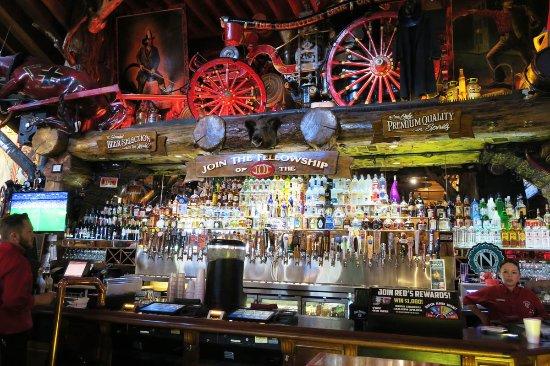 คาร์สันซิตี, เนวาด้า: Le bar