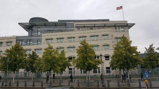 Embassy of the United States Berlin: Botschaft der Vereinigten Staaten von Amerika