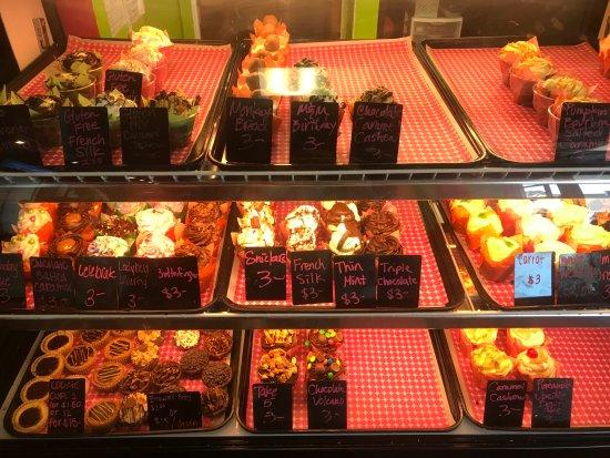 Oshkosh, WI: Cupcakes... all sort of...yummy...