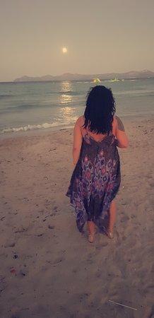 Snapchat1980370586largejpg Picture of Playa de Muro Beach