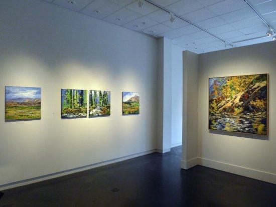 Ketchum, Айдахо: James Cook's wonderful landscapes