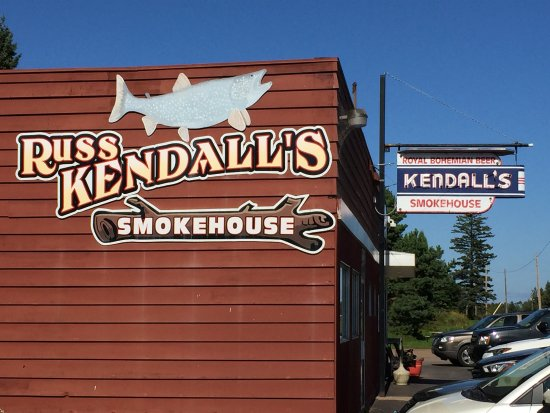Knife River, MN: Russ Kendall's exterior