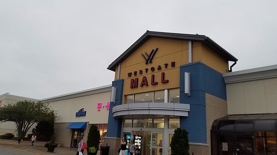 Brockton, MA: the mall