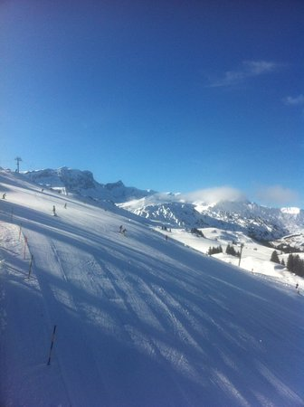 Bergbahnen Lenk