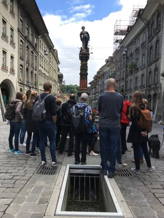 Walking Tours In Bern Switzerland